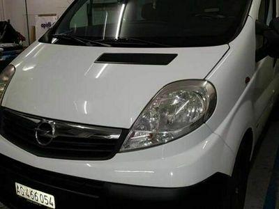 gebraucht Opel Vivaro 2.0 CDTI Frisch ab MFK