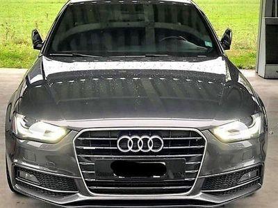 gebraucht Audi A4 Avant 1.8TFSI B8 Facelift S Line, Alcantara