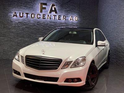 gebraucht Mercedes E200 CDI BlueEfficiency Automatic