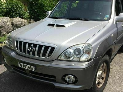 gebraucht Hyundai Terracan Zuverlässiger SUV zu verkaufen