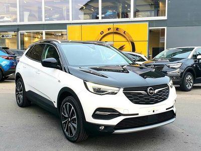 gebraucht Opel Grandland X 1.6 Hybrid4 Excellence Automatik