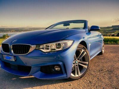 gebraucht BMW 435 4er i Cabriolet M Sport Steptronic