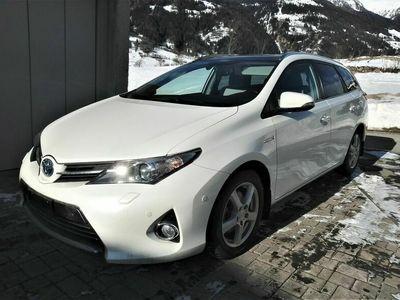 gebraucht Toyota Auris Touring Sports Auris TOURING SPORTS 1.8 16V HSD Linea Sol1.8 16V HSD Linea Sol