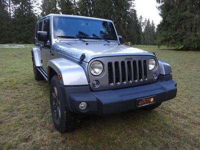 gebraucht Jeep Wrangler 3.6 Unlimited Golden Eagle Automatic hardtop