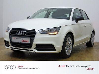 gebraucht Audi A1 Sportback 1.4 TDI NAVIGATION KLIMA