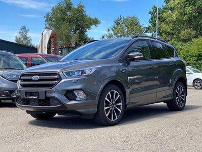 gebraucht Ford Kuga 2.0 EcoBoost ST Line 4WD Automatic