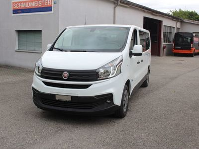 gebraucht Fiat Talento 29 Kombi 3098 H1 v. 1.6 EJ 120 Swiss S/S