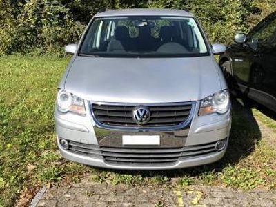 gebraucht VW Touran Limousine