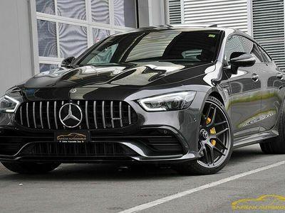 gebraucht Mercedes AMG GT GT4 53 4Matic+ Speedshift MCT