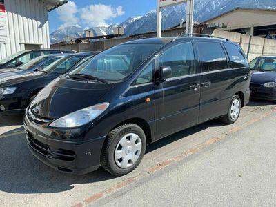 gebraucht Toyota Previa Previa 2.4 Linea Luna2.4 Linea Luna