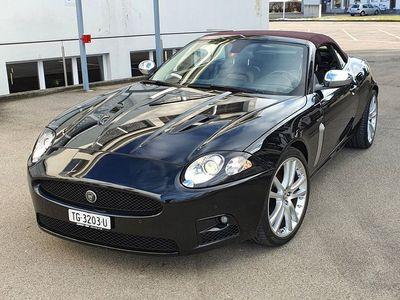 gebraucht Jaguar XK R 4.2 V8 SC Automatic / 420 PS und 560 Nm