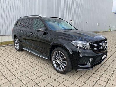 gebraucht Mercedes GLS350 GLS-Klassed 4Matic 9G-TRONIC