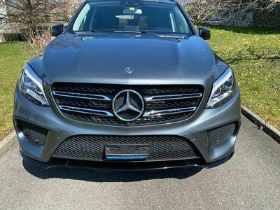 gebraucht Mercedes GLE250 M-Klasse Mercedes GLE 250 d M-Klasse Mercedesd