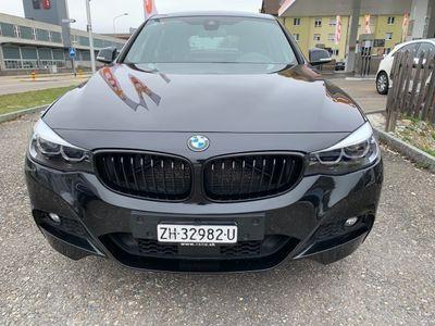 gebraucht BMW 320 Gran Turismo d xDrive M Sport Steptronic