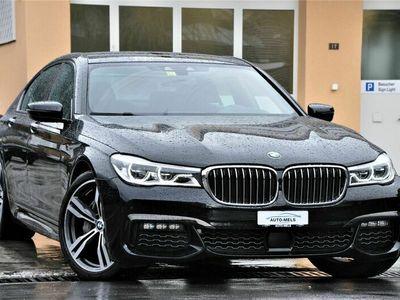 gebraucht BMW 730 7er 730d xDrive Steptronic M-Sportpaket 7er d xDrive Steptronic M-Sportpaket