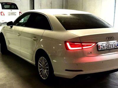 gebraucht Audi A3 Sedan 1.6 Frisch MFK und Service