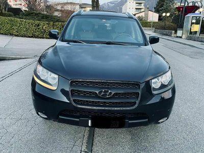gebraucht Hyundai Santa Fe 2.2 4WD