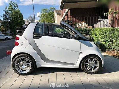 gebraucht Smart ForTwo Cabrio Brabus Optick