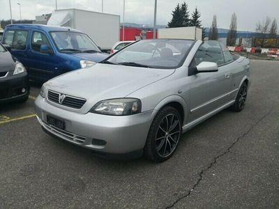 gebraucht Opel Astra Cabriolet Astra Cabriolet 2.0i 16V Turbo 2.0i 16V Turbo