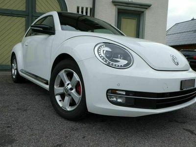 gebraucht VW Beetle 2.0 TSI Sport DSG