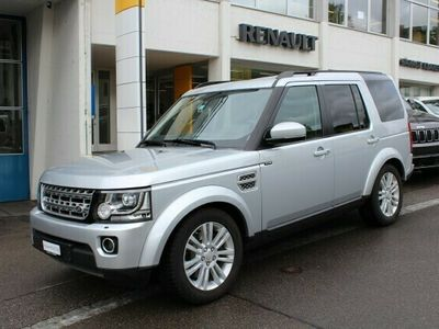 gebraucht Land Rover Discovery 3.0 V6 SC HSE