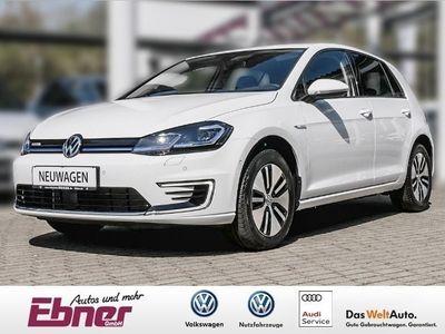 gebraucht VW Golf VII E-GOLF ACTIVE INFO DISPLAY CCS LED