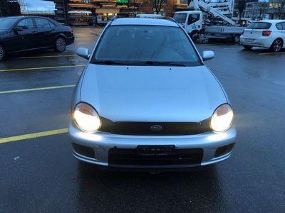 gebraucht Subaru Impreza 1.6