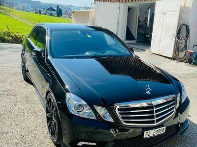 gebraucht Mercedes E350 E-KlasseCDI BlueEfficiency 7G-Tronic