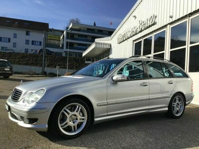 gebraucht Mercedes C32 AMG C-KlasseAMG Kombi Automatic