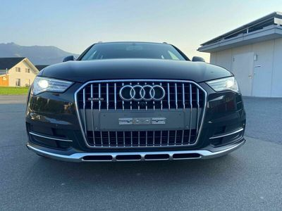 gebraucht Audi A6 Allroad 3.0 BiTDI V6 quattro tiptronic