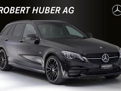 gebraucht Mercedes C200 AMG Line 4Matic 9G-Tronic