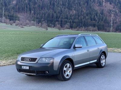 gebraucht Audi A6 Allroad 2.7 T. quattro