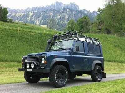 gebraucht Land Rover Defender 90 SW 2.5 Td5