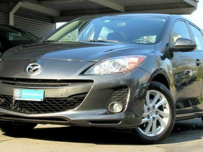 gebraucht Mazda 3 1.6 16V Exclusive