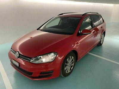 gebraucht VW Golf 1.6 TDI Comfort Bluemotion