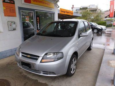 gebraucht Chevrolet Kalos 1.2 SE a/c