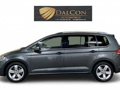 gebraucht VW Touran 2.0 TDI BlueMotion Technology Highline DSG