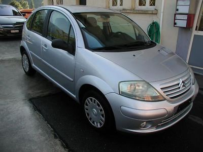 gebraucht Citroën C3 1.6i 16V Exclusive