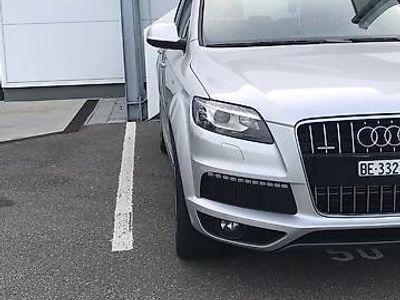 gebraucht Audi Q7 S-Line 3.0 TDI addBlue quattro tiptronic