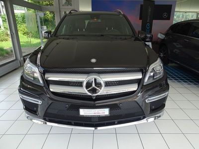 gebraucht Mercedes GL350 GL-KlasseBlueTEC 4Matic