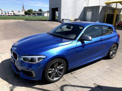 gebraucht BMW M140 xDrive Voll Nav Facelift Leder SHZ Kamera PDC BTC