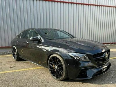 gebraucht Mercedes E63 AMG E-KlasseS 4Matic Speedshift MCT