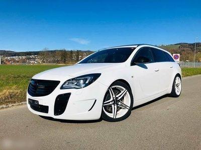 gebraucht Opel Insignia Insingia Sportstourer 2.8 Turbo Frisch Ab MFK
