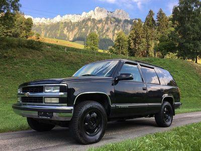 gebraucht Chevrolet Tahoe 5.7 Autotrac R
