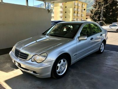 gebraucht Mercedes C200 Kompressor Avantgarde