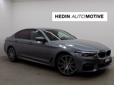 gebraucht BMW 540 i xDrive Lim