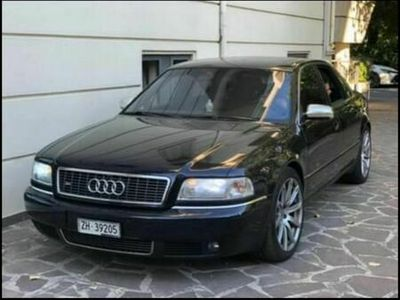 gebraucht Audi A8 / S8 S8 D2 FL