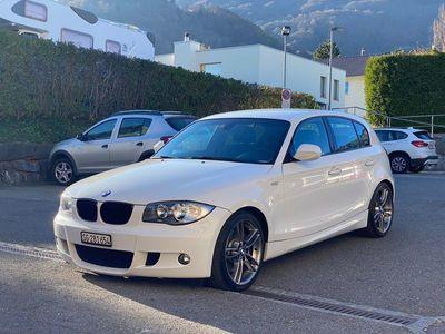 gebraucht BMW 123 1er D * M-Paket * Frisch ab Mfk *