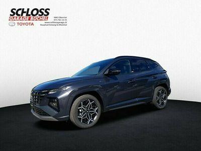 gebraucht Hyundai Tucson 1.6 TGDI 48V N Line Lux DCT 4WD