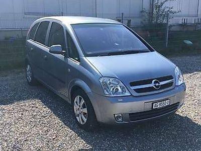 gebraucht Opel Meriva 1.7 CDTI ab MFK